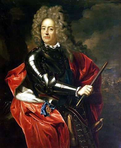 John Churchill – 1st Duke of Marlborough