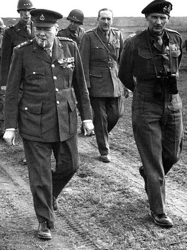 WSC & General Montgomery