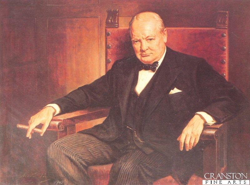 Portrait by Arthur Pan